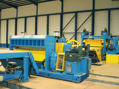 High Speed Electronic Shear (90m/min) for 2000x3 mm